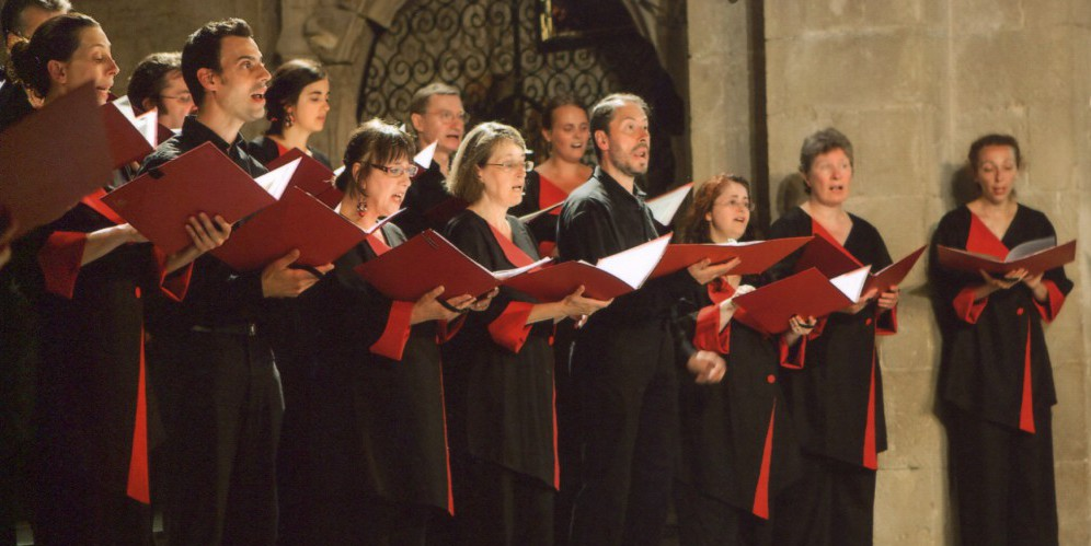 Ensemble vocal Le Madrigal de Paris