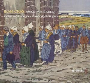 Pochette CD Jean Cras Madrigal de Paris