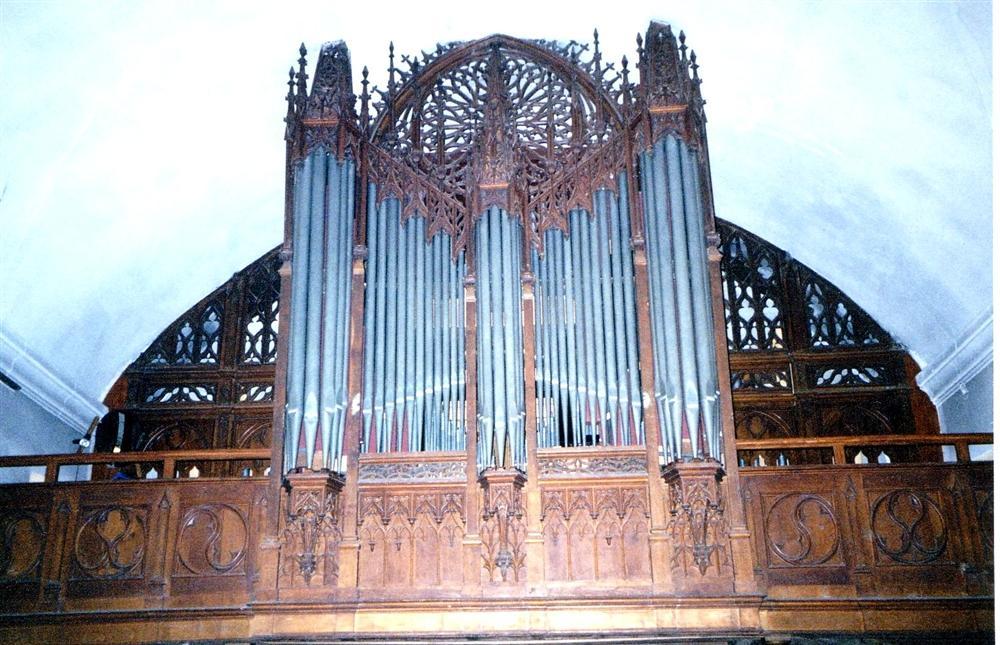 orgue Bagnoles