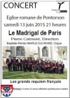 Pontorson 2015 affiche 2