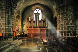 orgue de Pontorson