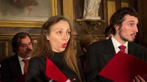 Sanctus du <i>Requiem</i>, Camille Saint-Saëns