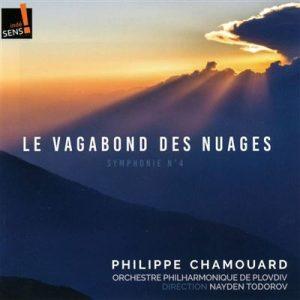 Enregistrement du Salve Regina de Philippe Chamouard